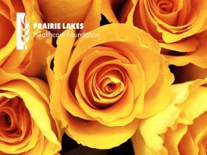 Yellow Rose Week Card